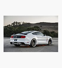 2015 Ford Mustang GT Photographic Print