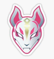 Drift Mask Sticker