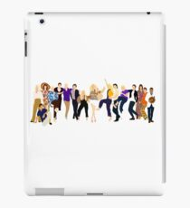 Mama Mia Here We Go Again transparent background iPad Case/Skin