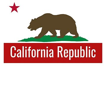 California Republic by teesogram