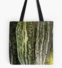 Tropical cucumber Tote Bag