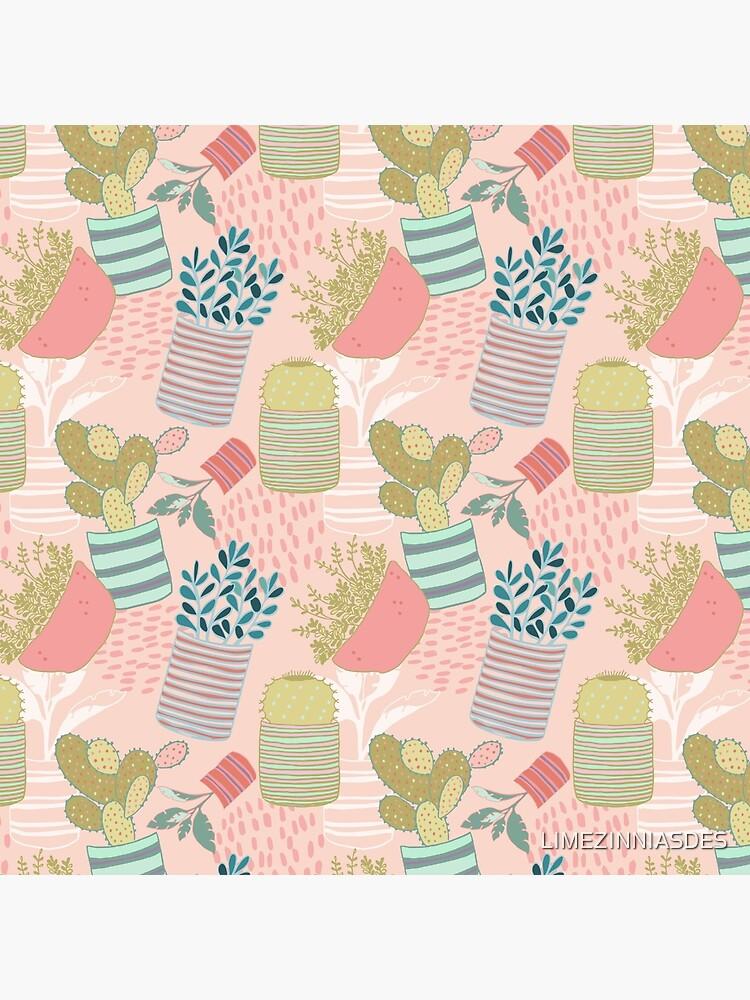 Cactus Toss by LIMEZINNIASDES