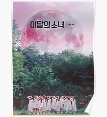 finally introducing: loona / 이달의 Poster