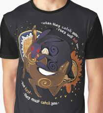 Cunning and Full of Tricks Graphic T-Shirt
