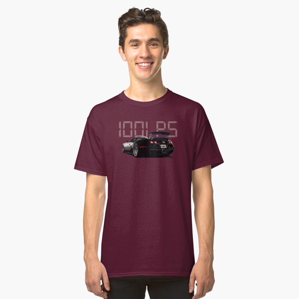 Shift Shirts A Grand - Veyron Inspired Classic T-Shirt