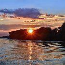 Sundown  by Lanis Rossi