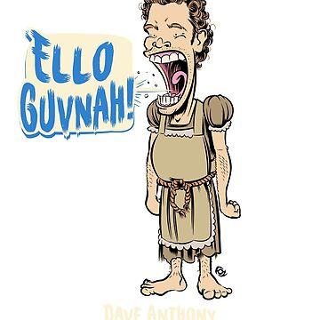 The Dollop- ELLO GUVNAH! by MrFoz