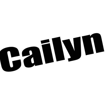 Cailyn - Cailyn's Mug, Tshirt, Card, Notebook - Unique Name Designs by WaffleOnDesigns