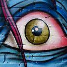 Norwich Street Art by Mark Snelling