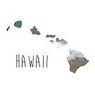 Hawaii-Inseln von daburrows