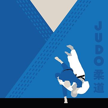 Judo, one of the three martial arts i learnt by ziweitan