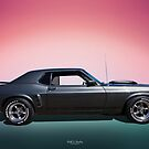 69 Mustang by Keith Hawley