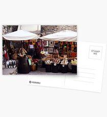 Italian Catch All Shop Postcards