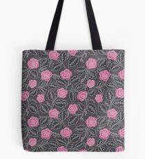 the wild roses  Tote Bag