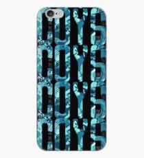 COYS * Blue Camo Edition iPhone Case