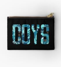 COYS * Blue Camo Edition Studio Pouch