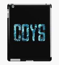 COYS * Blue Camo Edition iPad Case/Skin