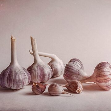 Fresh Garlic by wekegene