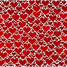 Valentines Day: Hearts by Trevor Boyle