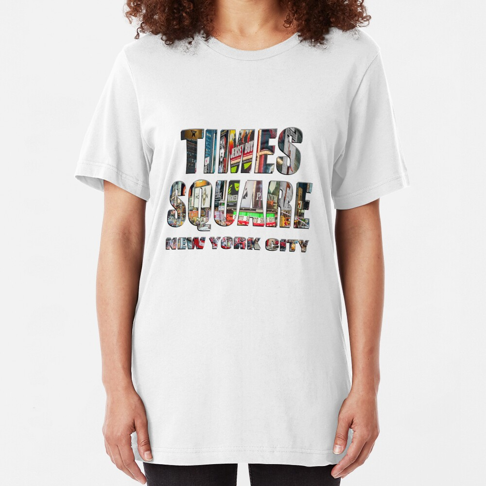 Times Square II Special Edition II Slim Fit T-Shirt