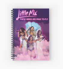 Little Mix glory days Spiral Notebook