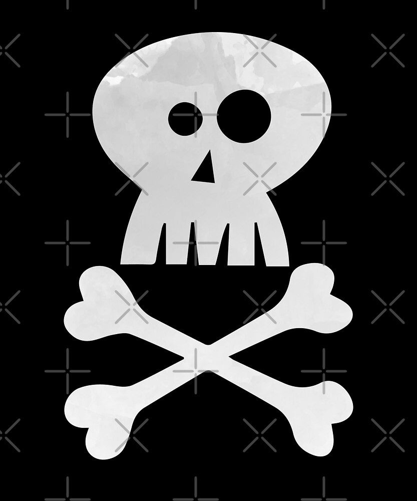 Skull and Crossbones by designkitsch