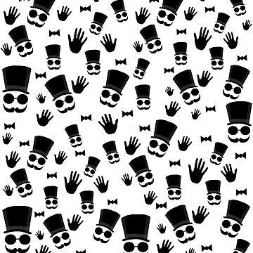Gentleman pattern by ValentinaHramov