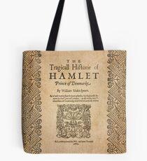 Shakespeare, Hamlet 1603 Tasche