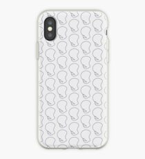 Dignity Repeat iPhone Case
