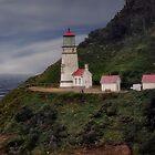 Heceta Head Lighthouse by Kathy Weaver