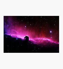 Lámina fotográfica Nebulosa de cabeza de caballo