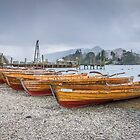 Boats for Hire by mikebov