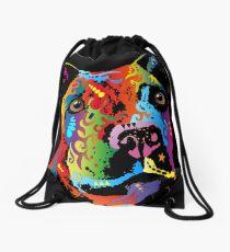Staffordshire Bull Terrier Drawstring Bag
