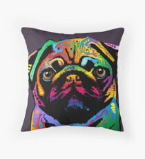 Pug Dog Floor Pillow