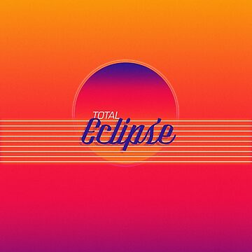 Total 80s Eclipse by Tessolate