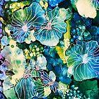 """""""Hiding In Blue"""" by Melanie Froud"""