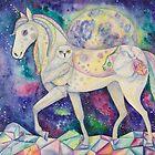 Mystic horse by ostrovskaya