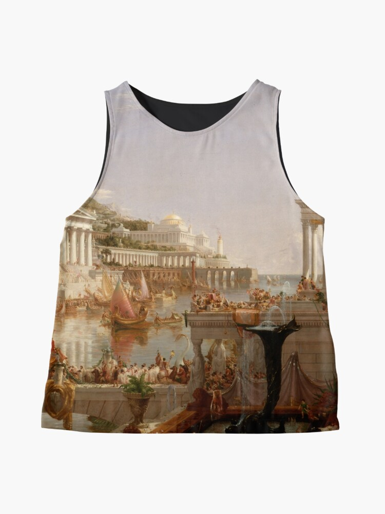 Alternate view of The Consummation of Empire - Thomas Cole Sleeveless Top
