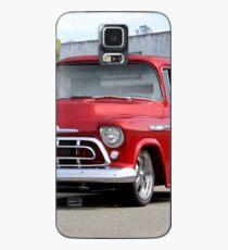 1957 Chevrolet Custom Stepside Pickup Case/Skin for Samsung Galaxy