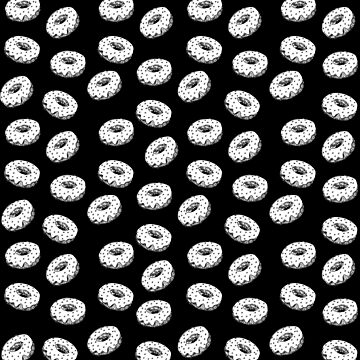 Donuts pattern by ValentinaHramov