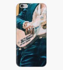 Harry Styles guitar concert iPhone Case
