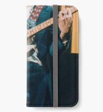 Harry Styles guitar concert iPhone Wallet/Case/Skin