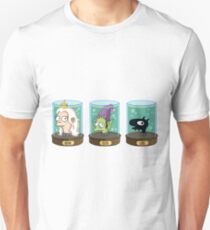 Bean, Elf and Luci Unisex T-Shirt