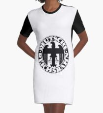 Deutsche Reichsbahn Eagle.. 1926  Graphic T-Shirt Dress
