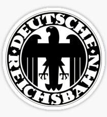 Deutsche Reichsbahn Eagle.. 1926  Sticker