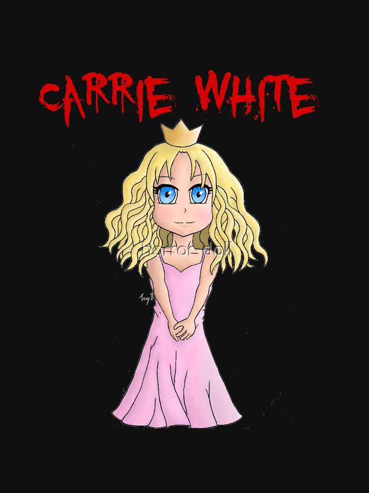 Carrie White by horror-doll