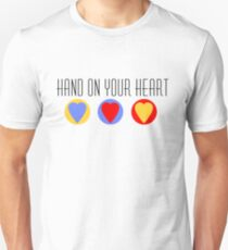 Hand On Your Heart T-Shirt