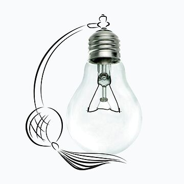 lightbulb perfume by kimtangdesign