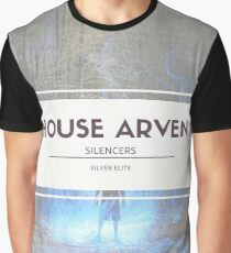 House Arven Graphic T-Shirt
