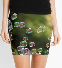 soap bubbles Mini Skirt